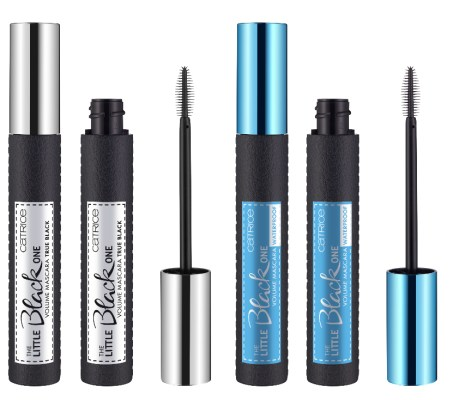 little black ONE MASCARA - CATRICE ASSORTIMENT UPDATE HERFST / WINTER 2018