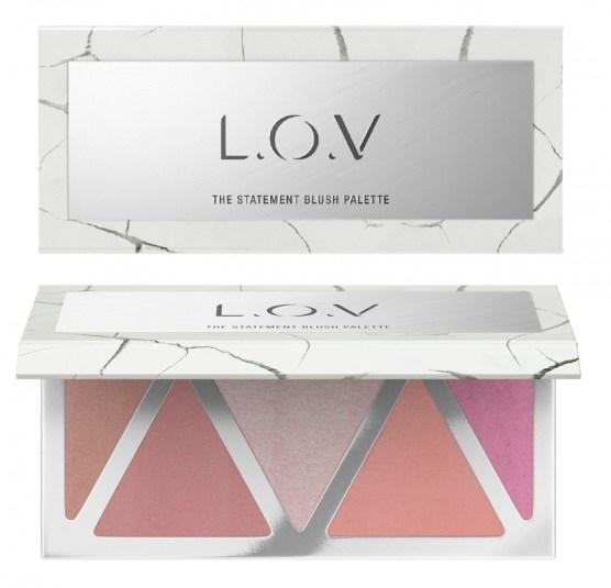 4059729035370 L.O.V THE STATEMANT blush palette P2 os 300dpi - L.O.V. UPDATE