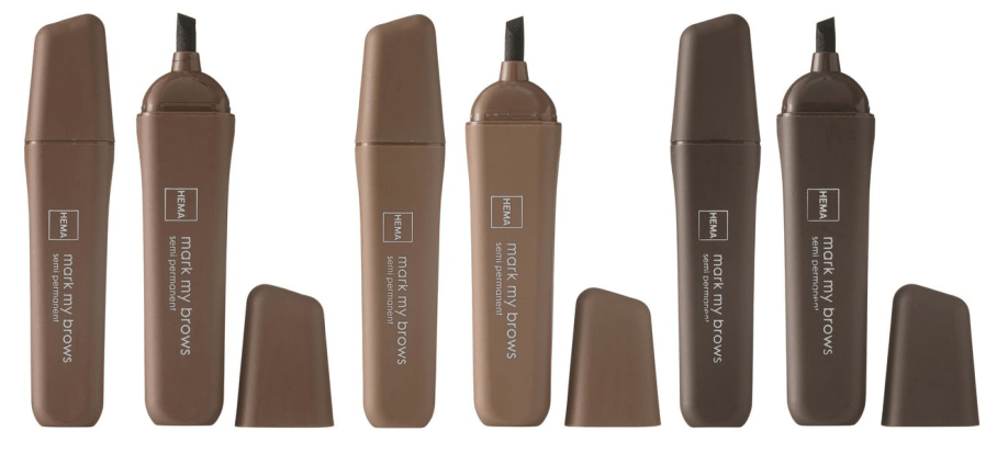 BROW - HEMA BEAUTY INTRODUCEERT DEZE WEEK DE NIEUWE BACK TO SCHOOL COLLECTIE.