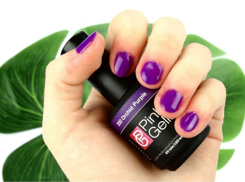 orchid purple edited - PINK GELLAC TROPICAL ISLAND COLLECTIE