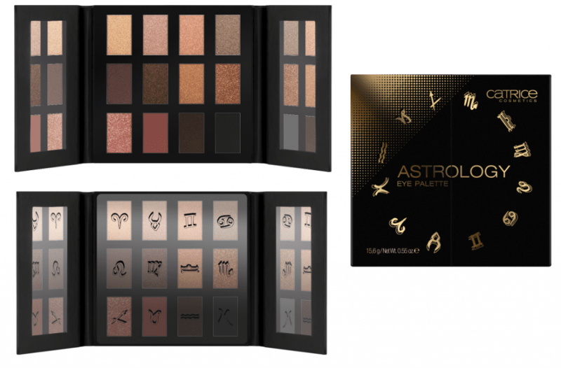 "eyeshadow - PREVIEW│CATRICE LIMITED EDITION ""ASTROLOGY"""
