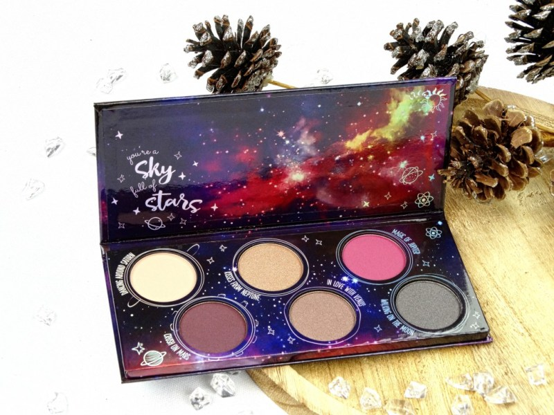 DSC02577 InPixio edited InPixio - ESSENCE 'DANCING IN THE MILKY WAY' EYESHADOW PALETTE