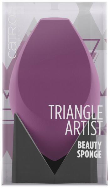 4059729052728 Triangle Artist Beauty Sponge Image png Outer Packaging - CATRICE ASSORTIMENT UPDATE LENTE / ZOMER 2019