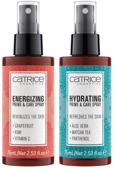 ENERGIZING PRIME CARE SPRAY HYDRATING PRIME CARE SPRAY1 - CATRICE ASSORTIMENT UPDATE LENTE / ZOMER 2019