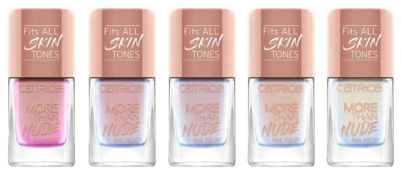catrice 2019 MORE THAN NUDE NAIL POLISH - CATRICE ASSORTIMENT UPDATE LENTE / ZOMER 2019