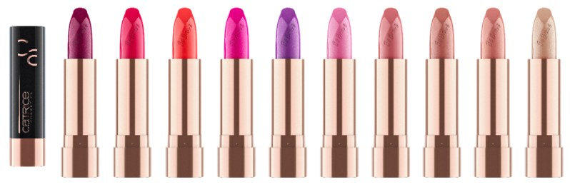 power plumping gel lipstick - CATRICE ASSORTIMENT UPDATE LENTE / ZOMER 2019