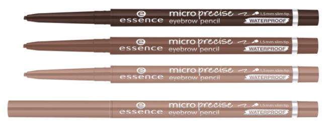 micro eyebrow pencil - ESSENCE ASSORTIMENT UPDATE LENTE / ZOMER 2019