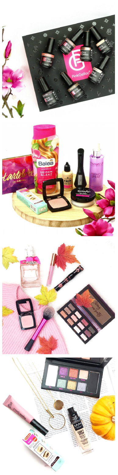 "pink - PREVIEW │ ESSENCE TREND EDITION ""FALL BACK TO NATURE"""