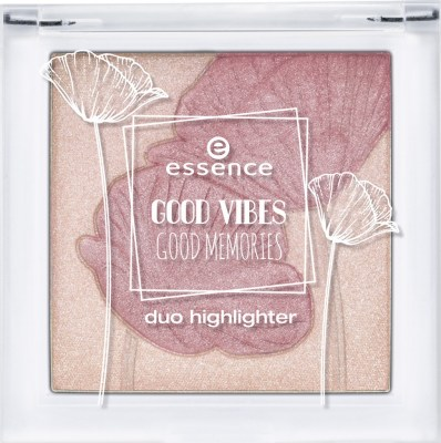 "511950 Essence duo highlighter Front View Closed jpeg - PREVIEW │ESSENCE TREND EDITION ""GOOD VIBES GOOD MEMORIES"""