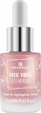 """541529 Essence blush highlighter drops Front View Closed jpeg - PREVIEW │ESSENCE TREND EDITION """"GOOD VIBES GOOD MEMORIES"""""""