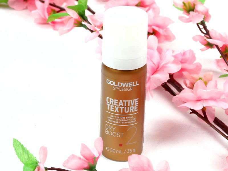 GOLDWELL STYLESIGN DRY BOOST DRY TEXTURE SPRAY