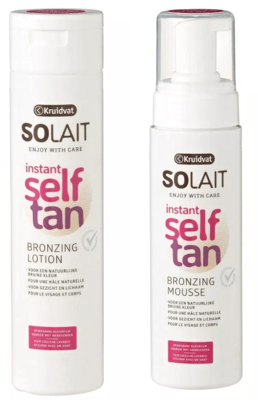 solat self tan mouse