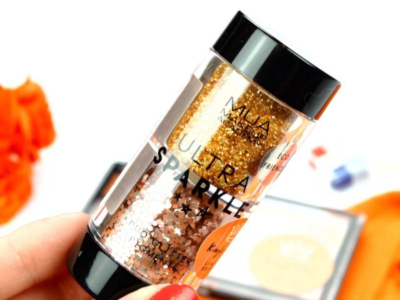 King's Day Sparkle Glitter Duo