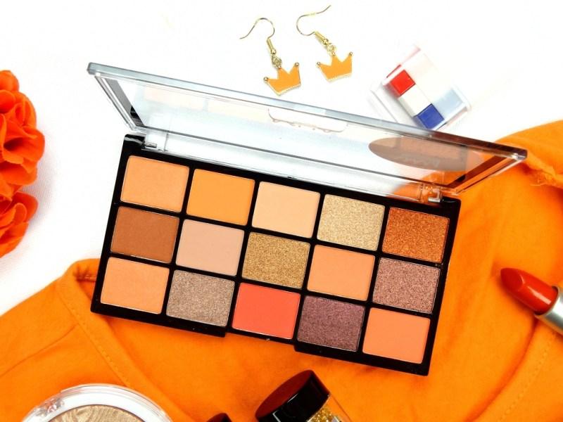 MUA eyeshadow palette kingday2 - MUA COSMETICS KINGSDAY COLLECTIE