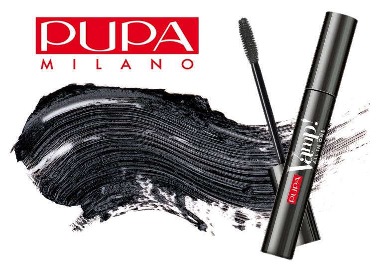 PUPA VAMP! ALL IN ONE MASCARA