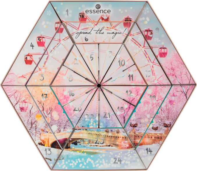 4059729226624 essence spread the magic advent calendar closed - PREVIEW │ESSENCE SPREAD THE MAGIC