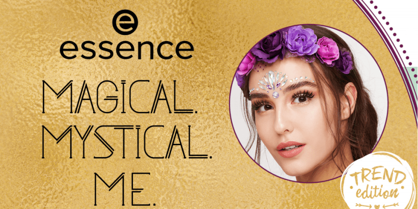"Essence magical mystical me trend edtion - PREVIEW │ESSENCE TREND EDITION ""MAGICAL MYSTICAL ME"""