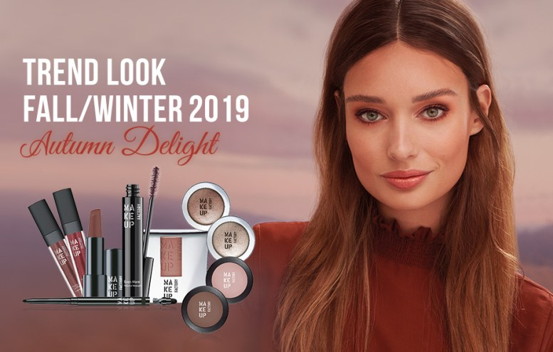 MAKE UP FACTORY FALL / WINTER 2019