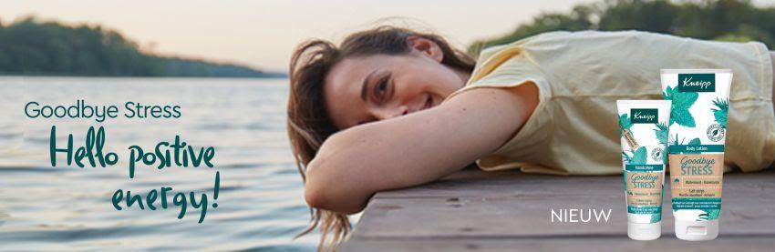 PREVIEW │NIEUWE KNEIPP GOODBYE STRESS BODY LOTION + HANDCRÈME