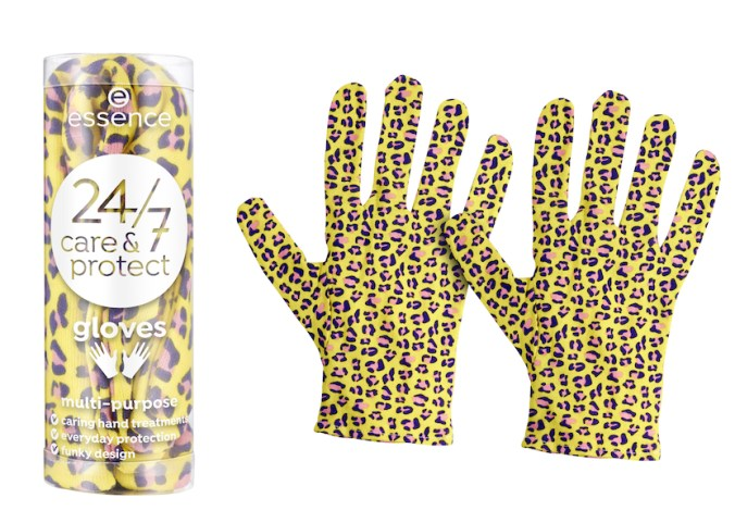 24 7 CARE PROTECT COTTON GLOVES - ESSENCE UPDATE LENTE/ZOMER 2021