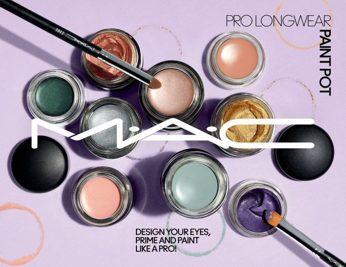 bN6gOa A - M.A.C. COSMETICS BREIDT POWDER KISS EN PRO LONGWEAR PAINT POT COLLECTIES UIT