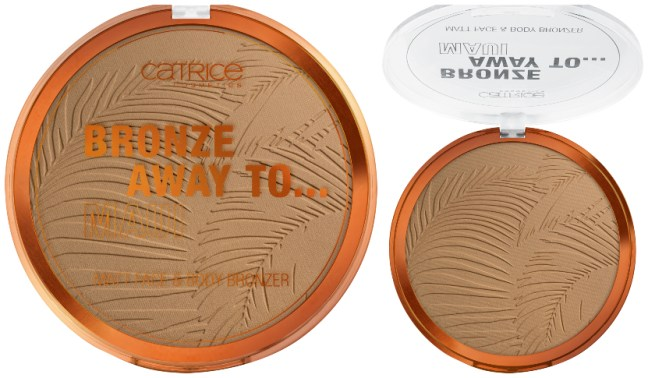 CATRICE Limited Edition Bronze Away To...3 - PREVIEW │CATRICE LIMITED EDITION BRONZE AWAY TO…