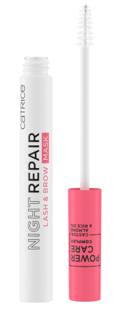 4059729329905 Catrice Night Repair Lash Brow Mask Image Front View Full Open png - CATRICE HERFST/WINTER UPDATE 2021