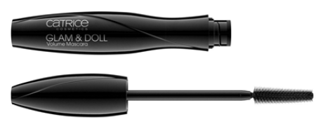 Glam Doll Volume Mascara - PREVIEW │CATRICE LIMITED EDITION 'GLAM & DOLL WITHOUT WORRIES'