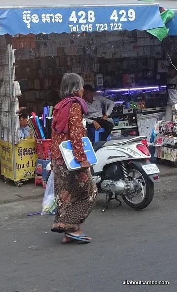 жители камбоджи
