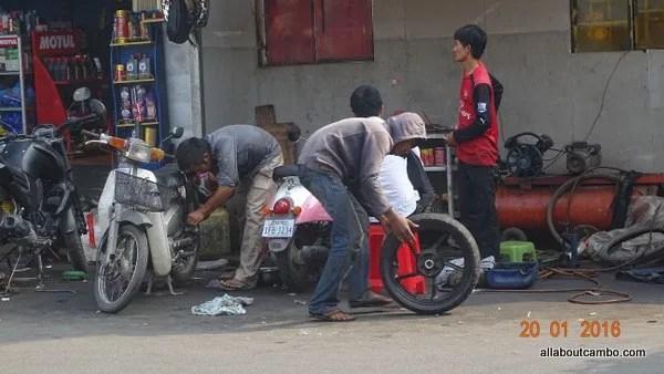 кхмеры и пномпень
