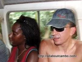 2009 Bokeo (LAO)Road to ZIP LINE 1
