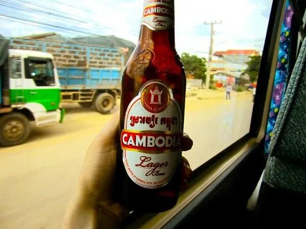 Пиво в Камбодже,Cambodia