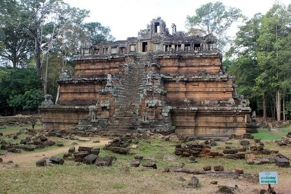 загадочные места в камбодже