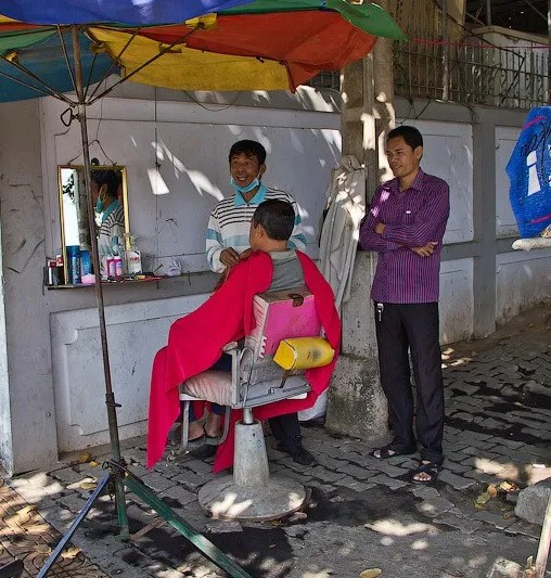 11-парикмахерская