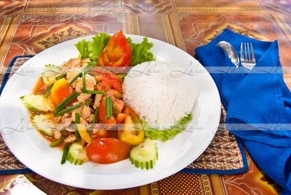 вкусные блюда кхмерской кухни