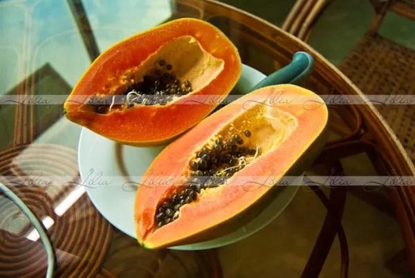 сладкие фрукты в камбодже