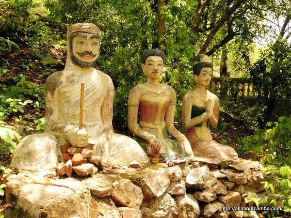 Древняя столица Камбоджи