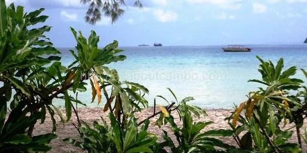 Остров Кох Ронг