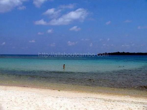 отдых на океане, Камбоджа