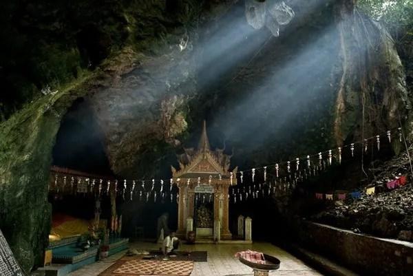 пещеры камбоджи