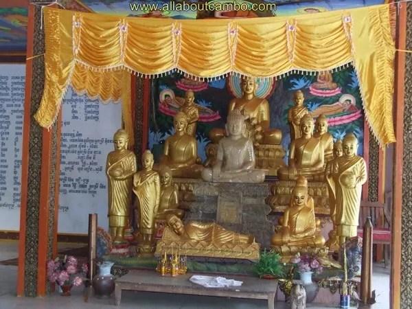 будда в камбодже