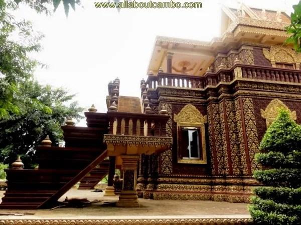 красивые храмы в камбодже
