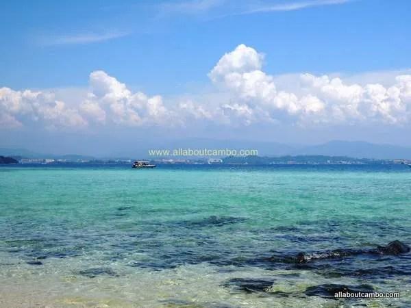 море на борнео