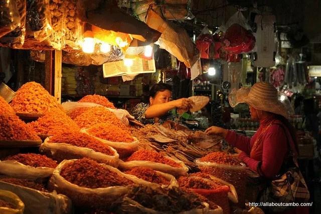 Что интресного в Пномпене посмотреть