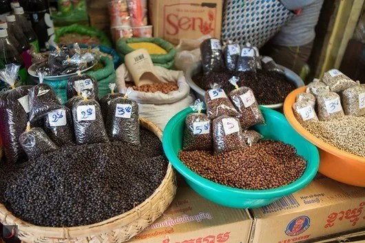 знаменитый перец в камбодже