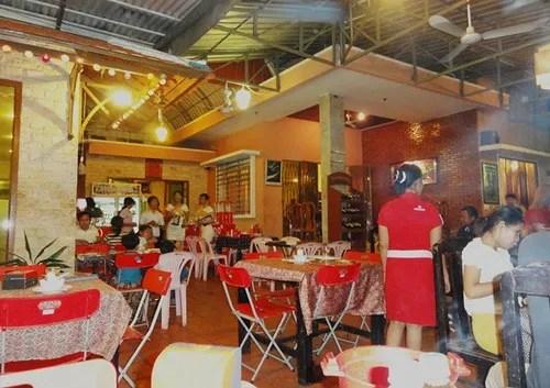 кхмерское кафе