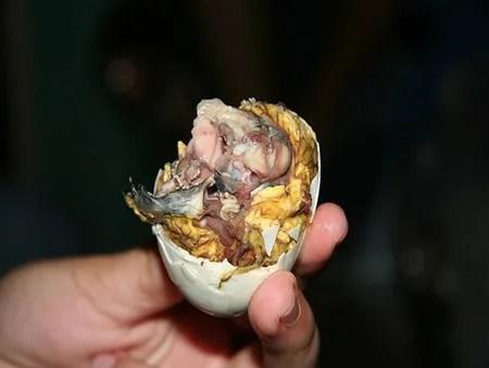 экзотика едим зародышей камбоджа