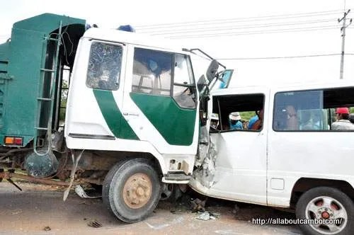 аварии в Камбодже