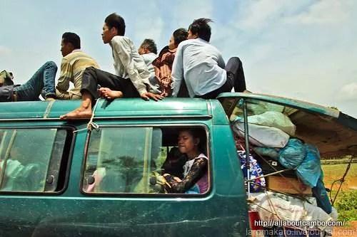как ездят кхмеры