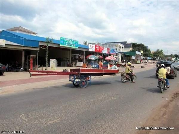 провинции в Камбодже